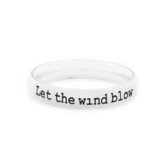 """ANELLO """"LET THE WIND BLOW"""""""